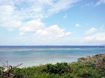 黒島レンタサイクルコース