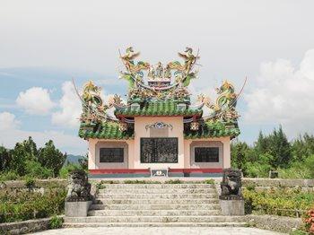 石垣島唐人墓