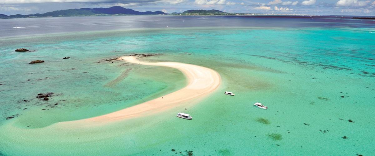 体験フィッシング&幻の島&シュノーケル